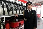 Ředitel hasičů je generál