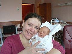 Haně Kajerové a Milanu Remperovi zPlzně se 20. února v17:37 hod. ve FN narodil prvorozený syn, který dostal jméno Milan (3,42 kg, 50 cm)