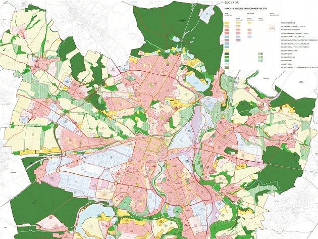 Územní plán města Plzně
