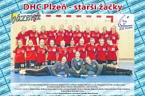 DHC Plzeň - starší žačky
