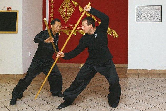 Lam Chun Sing a David Šejna