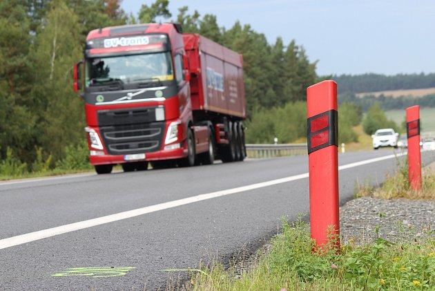 Dlouho vyhlížený obchvat Třemošné funguje přes šest let, otevření se dočkal 28. června 2011.