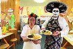 Ochutnat mexickou kuchyni mohli žáci 15. ZŠ v Plzni na Skvrňanech.