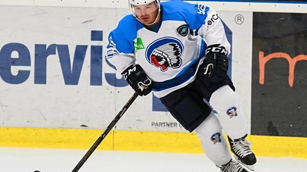 Kanadský útočník odehrál v Litvínově své druhé utkání v plzeňském dresu. Vyzkoušel si i samostatný nájezd, ten ale neproměnil.