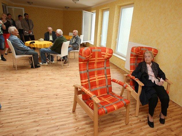 Domov seniorů na Lochotíně