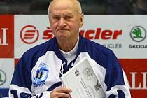 Hokejová legenda slaví. Zdeňku Haberovi je 85 let