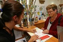 V Informačním centru města Plzně mají v letních měsících nával. Vždyť město má také co nabídnout