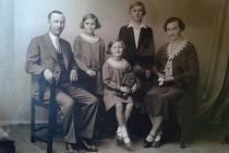 Rodina Jiřiny Fořtové.