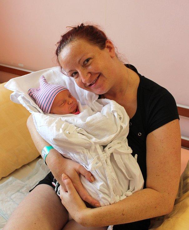 Natálie Beranová ze Žichlice se narodila v porodnici FN Lochotín 29. září v 1:26 hodin (3470 g, 50 cm). Rodiče Gabriela a Jindřich věděli, že jejich první miminko bude holčička.