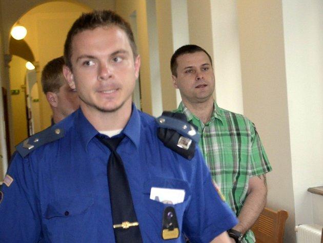 Stanislav Blahuš u soudu
