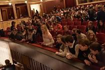 Děti z Bavorska v Divadle J. K. Tyla