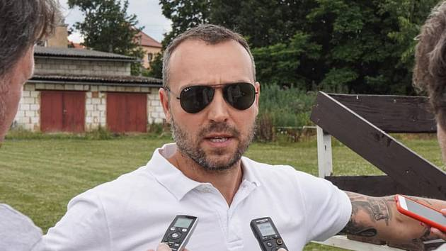 Trenér Ladislav Čihák