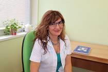 Vedoucí psycholožka Oddělení klinické psychologie FN Plzeň Mgr. Dana Chmelařová, Ph.D.