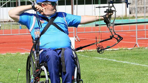 Největší českou nadějí bude na šampionátu mistr světa a vítěz paralympiády v Pekingu David Drahonínský.