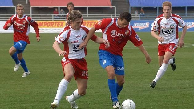 Fotbalisté plzeňské Viktorie zvítězili nad Zlínem 2:0