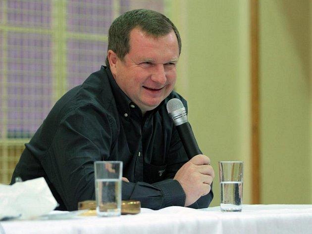 Pavel Vrba diskutoval se studenty Sportovního Gymnázia