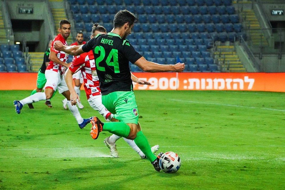 Plzeňští fotbalisté prohráli v play-off Evropské ligy v Izraeli s Beer Ševou 0:1.