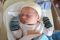 Tomáš Levý se narodil 5. února ve 23:29 rodičům Nikole a Jendovi ze Starého Plzence. Po příchodu na svět ve FN na Lochotíně vážil bráška Zuzanky (8) 3610 gramů a měřil 52 centimetrů.