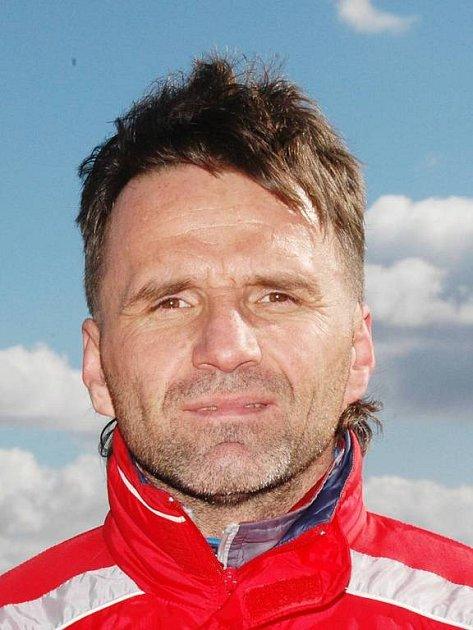 Karel Krejčí, trenér FC Viktorie Plzeň B.