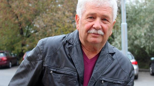 Filmař a senátor Václav Chaloupek.