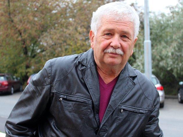 Filmař a senátor Václav Chaloupek (OPAT).