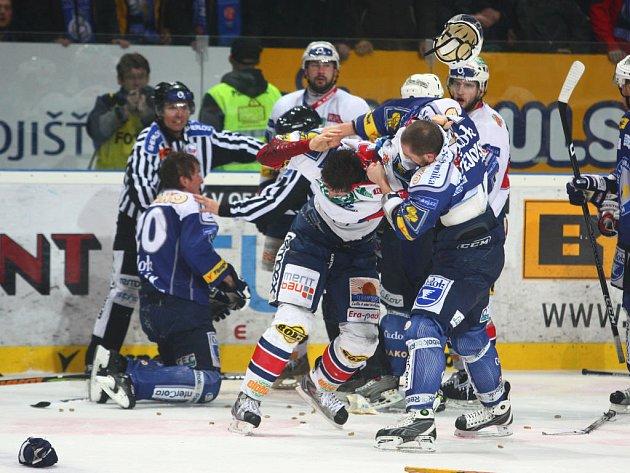 Hokej Plzeň vs. Pardubice 3:1