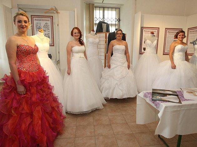 Svatební veletrh na zámku v Blovicích