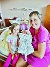 Matěj Šmídl se narodil 9. července ve 23:36 mamince Veronice a tatínkovi Jiřímu z Horní Břízy. Po příchodu na svět v plzeňské FN vážil bráška šestileté Elly 3330 gramů a měřil 50 centimetrů.