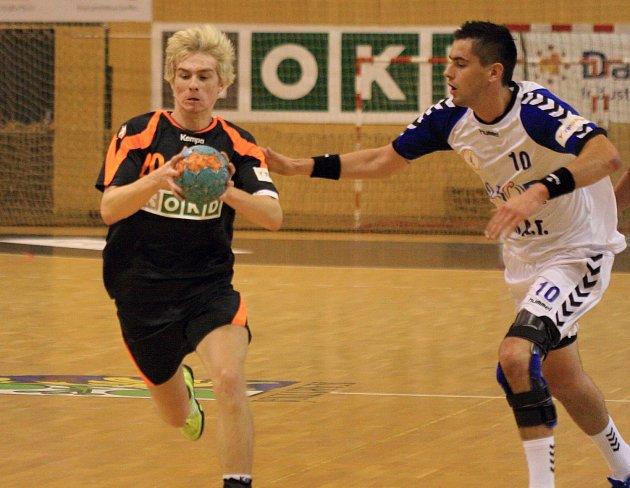Házenkáři Talentu M.A.T. Plzeň zvládli také své druhé vystoupení v novém ročníku Tipgames extraligy a v sobotním duelu zvítězili na půdě Karviné 29:26.