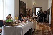 Velikonoční jarmark na zámku v Blovicích