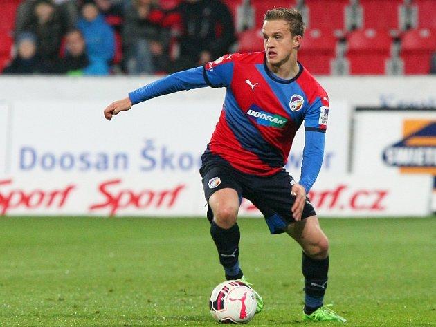 an Kopic posunul Viktorii svým gólem na 1:1 v Olomouci do semifinále Mol Cupu.
