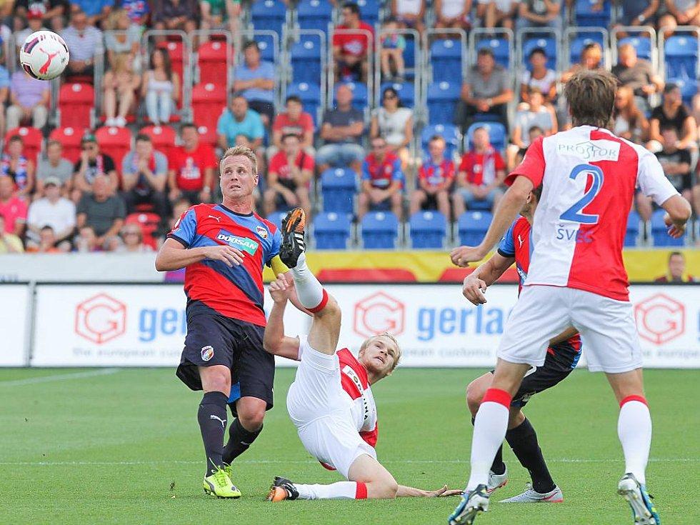 FC Viktoria Plzeň - SK Slavia Praha