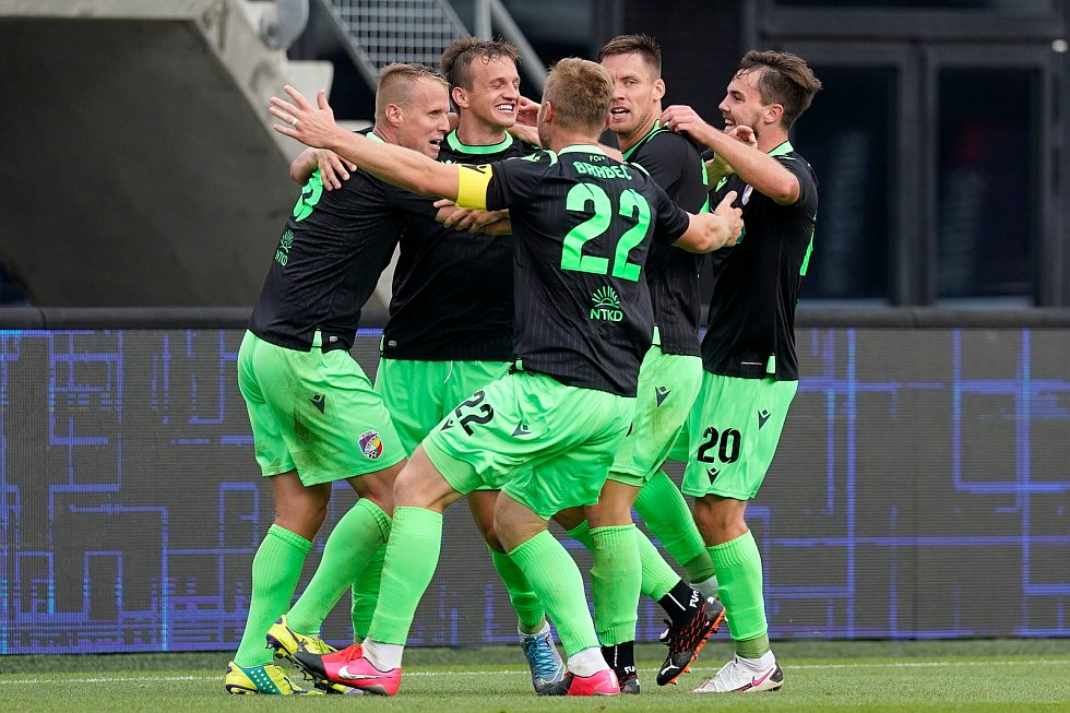 Radost po vstřelení gólu v Alkmaaru loni na podzim byla předčasná. Soupeř v závěru vyrovnal a viktoriáni museli do předkola Evropské ligy.