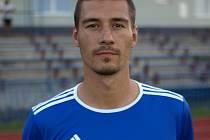 Trenér Tachova Jan Matas.