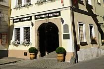 Pivovarské muzeum v Plzni