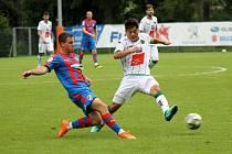 Ve svém druhém zápase v rámci soustředění ve Westendorfu porazili fotbalisté Viktorie Plzeň nováčka rakouské bundesligy FC Wacker Innsbruk 2:0