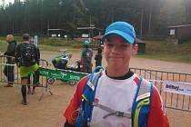 Patnáctiletý Lukáš Zíka se chce zúčastnit i závodu na 100 kilometrů
