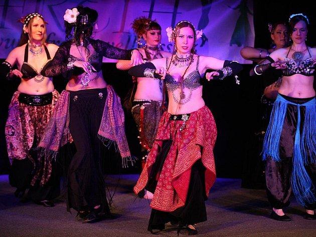 O víkendu se uskutečnil první plzeňský festival orientálního tance