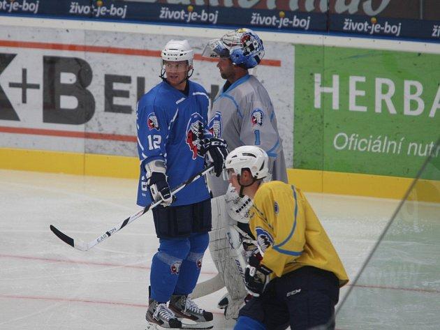 Jozef Balej (vlevo)