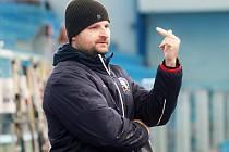 Trenér mladšího dorostu HC Plzeň Petr Vojan (na snímku) nikdy nedopustí, aby jeho hráči polevili. Na novou sezonu se již velice těší.