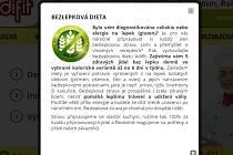 Nabídka bezlepkové diety obchodu Adifit.cz