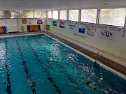 Bazén v Kozinově ulici v Plzni