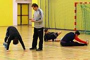 Házenkáři Plzně zahájili přípravu na jarní část extraligy