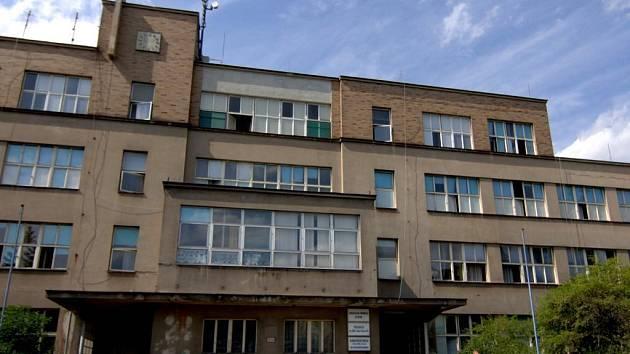 Budova bývalé porodnice na Slovanech