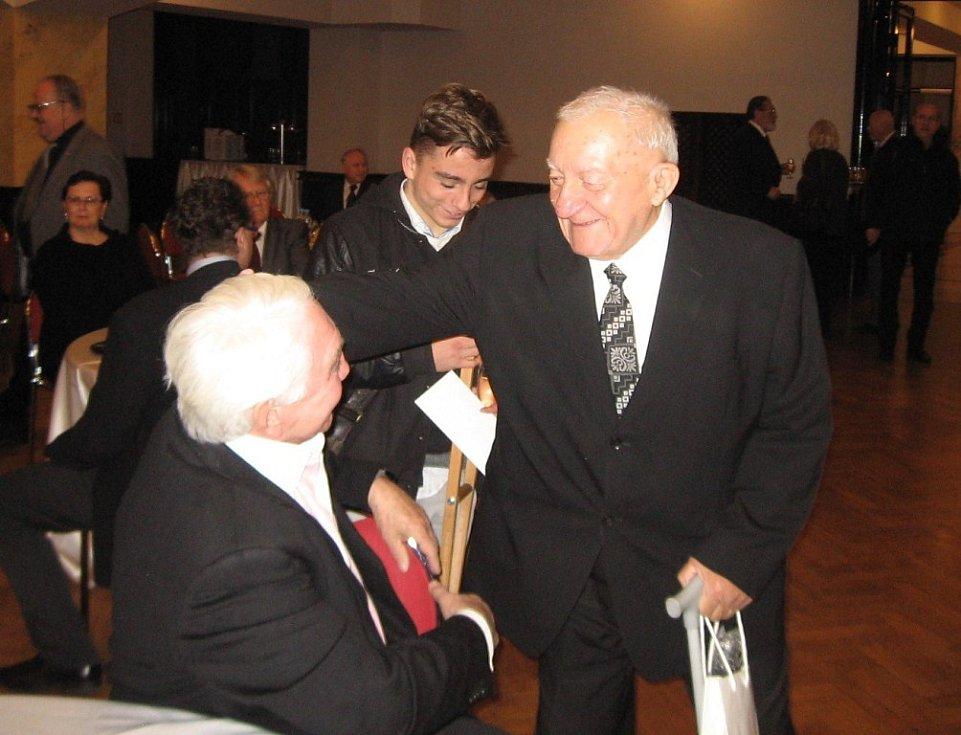 Zdeněk Srstka a Jiří Krampol