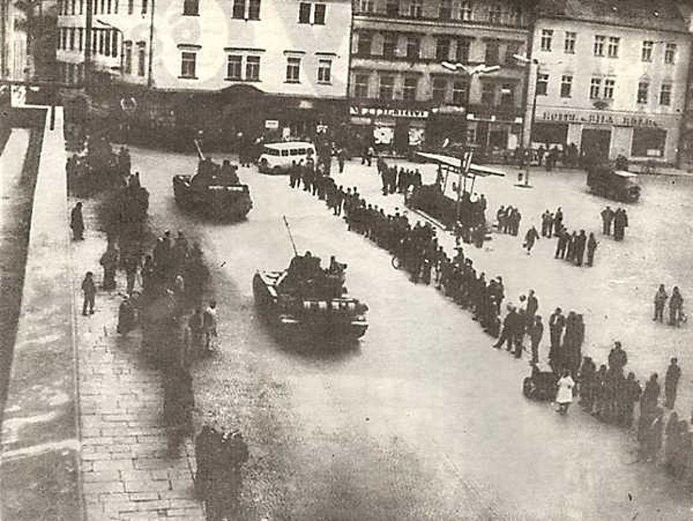 Klatovy, náměstí