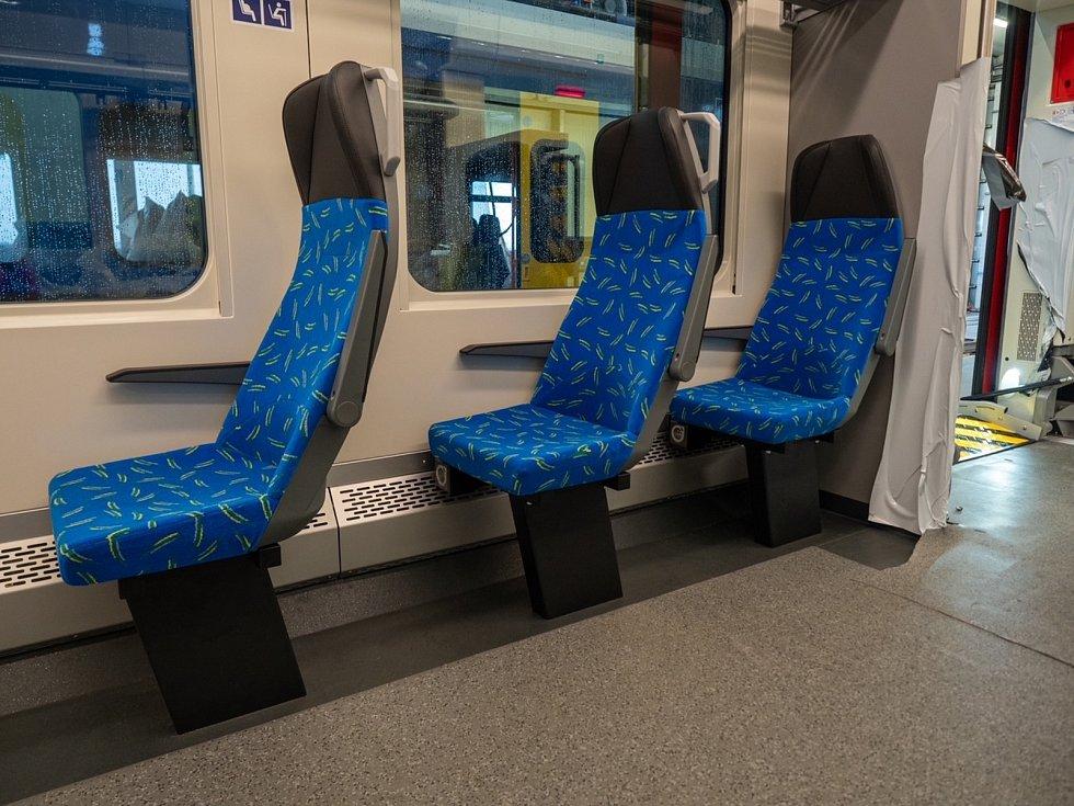 Celkem 79 nových souprav RegioPanter dodá v příštích čtyřech letech plzeňská Škoda Transportation Českým drahám.