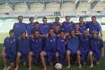 Fotbaloví mladší dorostenci FC Viktorie Plzeň vybojovali v silné konkurenci na mezinárodním turnaji Mintál Cup  v Žilině druhé místo