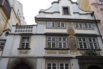 Gerlachovský dům v Dřevěné ulici.