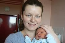 Ve FN vPlzni se 8. října v19.27 hod. narodil chlapeček Matyáš (3,60 kg, 50 cm). Je to prvoroezný syn manželů Markéty a Lukáše Pořízkových zRokycan